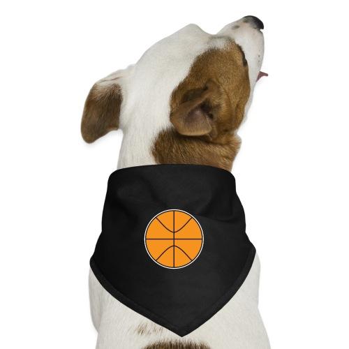 Plain basketball - Dog Bandana