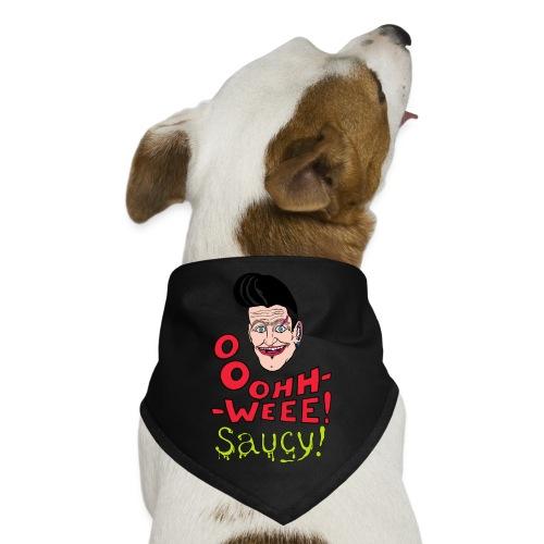 Jubilant classic hipster - Dog Bandana