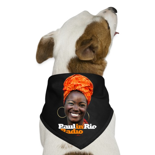 Paul in Rio Radio - Mágica garota - Dog Bandana