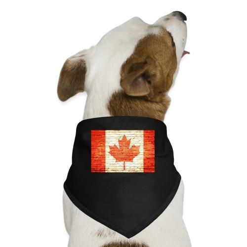 Canada flag - Dog Bandana