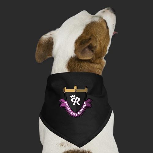 Puissant Royale Logo - Dog Bandana