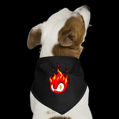 Fire Power YouTube Logo - Dog Bandana