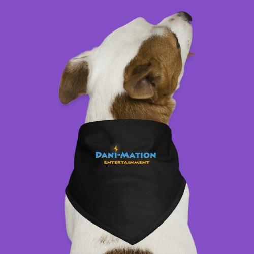 DaniMation Logo - Dog Bandana