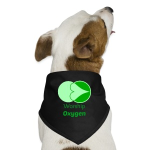 Worship Oxygen - Dog Bandana