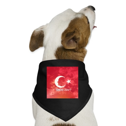 TurkiyeCraft - Dog Bandana