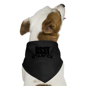 USST STARFOX Text - Dog Bandana