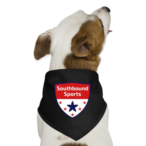 Southbound Sports Crest Logo - Dog Bandana