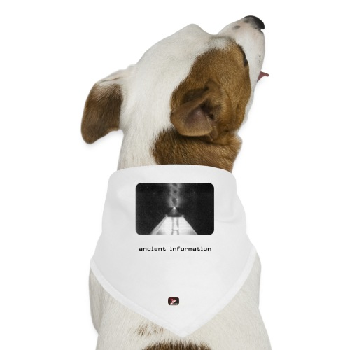 'Ancient Information' - Dog Bandana