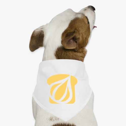 Garlic Toast - Dog Bandana