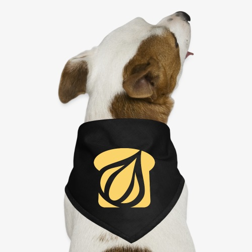 Garlic Toast - Dog Bandana