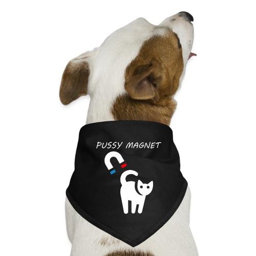 pussy magnet - Dog Bandana