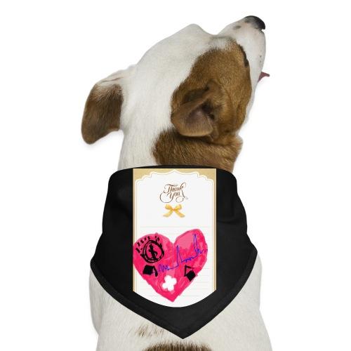 Heart of Economy 1 - Dog Bandana
