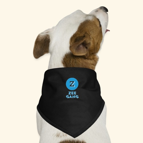 ZEE GANG - Dog Bandana