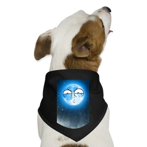 BLUE MOON UP - Dog Bandana