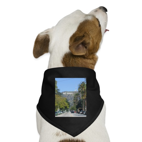 RockoWood Sign - Dog Bandana