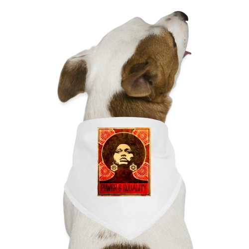Angela Davis proPoster - Dog Bandana