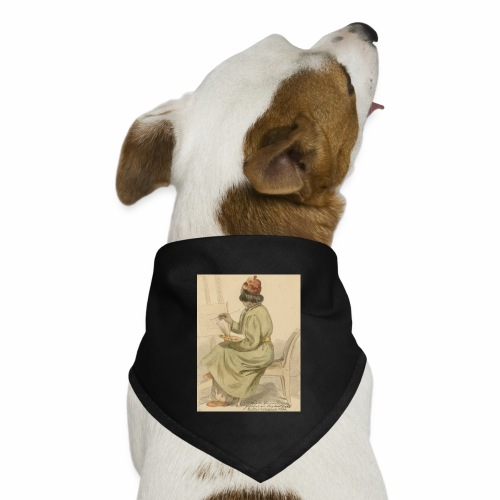 rs portrait sp 02 - Dog Bandana