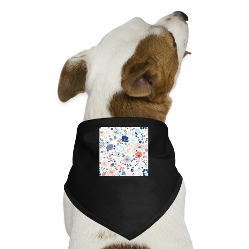 flowers - Dog Bandana