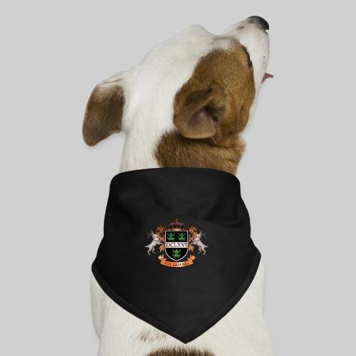 Satanic Heraldry - Coat of Arms - Dog Bandana