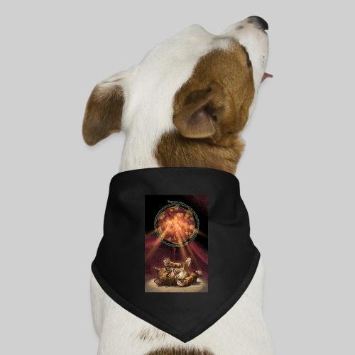 Playful Satanic Kitten - Dog Bandana