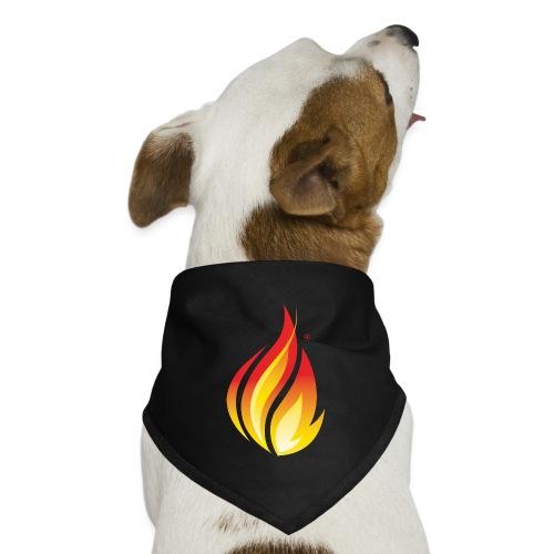 HL7 FHIR Flame Logo - Dog Bandana