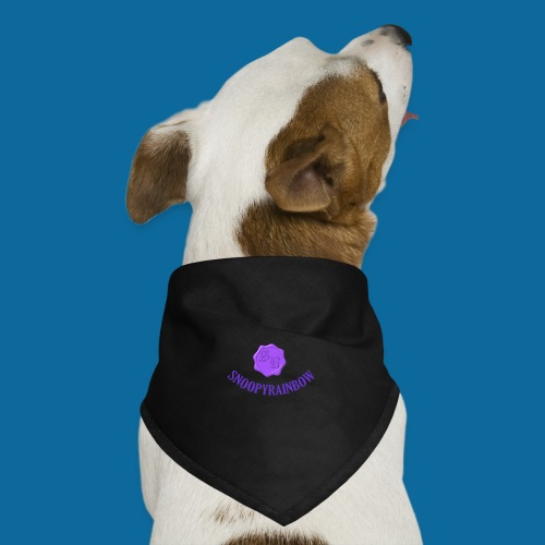 SR logo curved - Dog Bandana