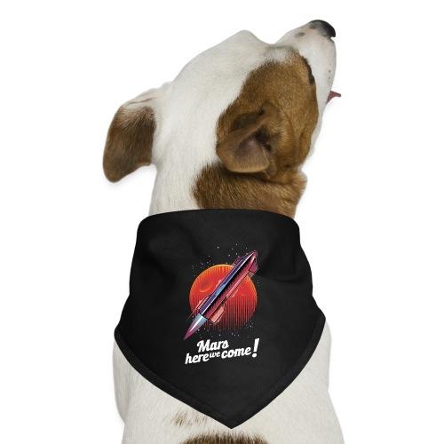 Mars Here We Come - Dark - Dog Bandana
