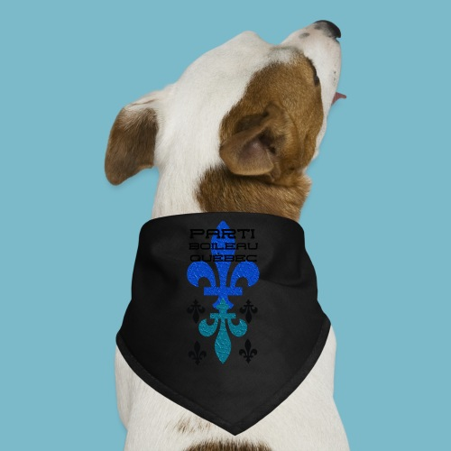 party boileau 9 - Dog Bandana