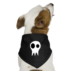 The Grims Skull Logo - Dog Bandana