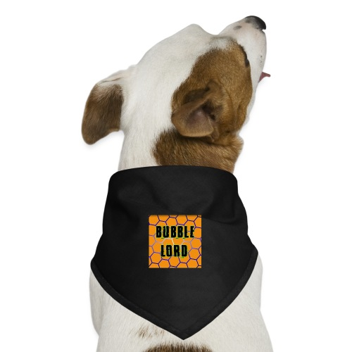 Bubblord - Dog Bandana