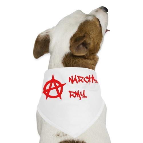 Anarchy Army LOGO - Dog Bandana