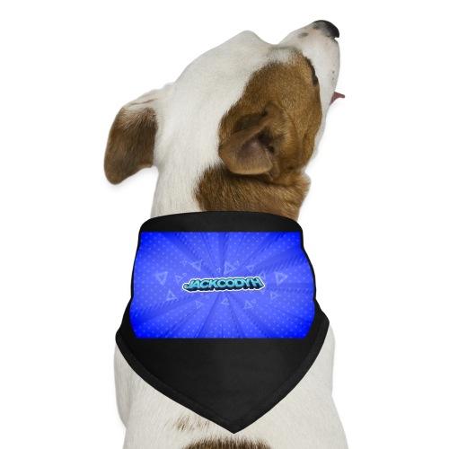 JackCodyH logo - Dog Bandana