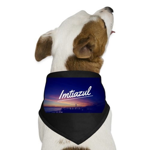 Copy of imtiazul - Dog Bandana