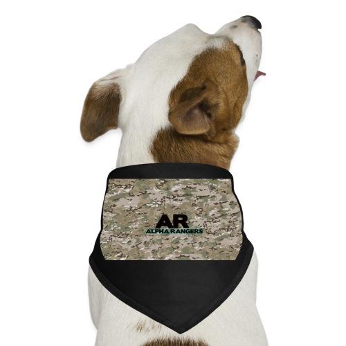 Alpha Ranger Apperal - Dog Bandana