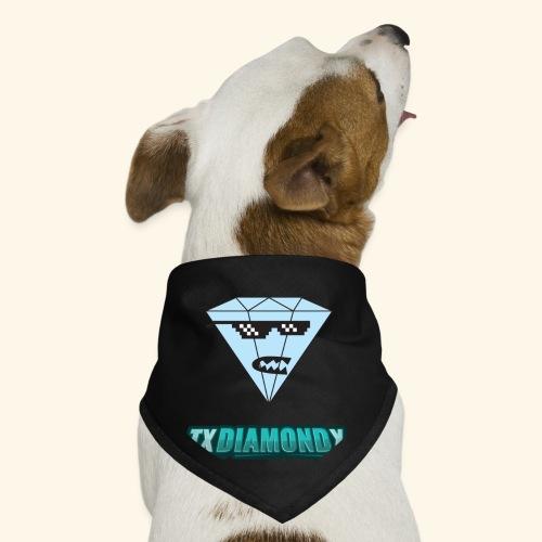 Txdiamondx Diamond Guy Logo - Dog Bandana