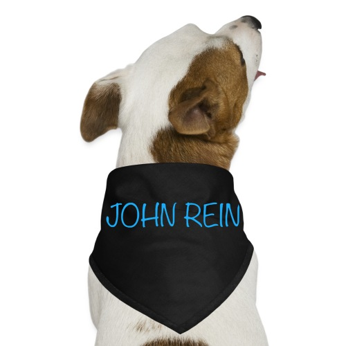my name - Dog Bandana