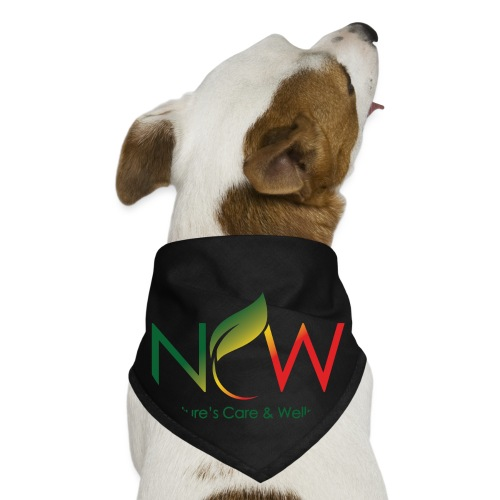 Ncw Small Logo - Dog Bandana