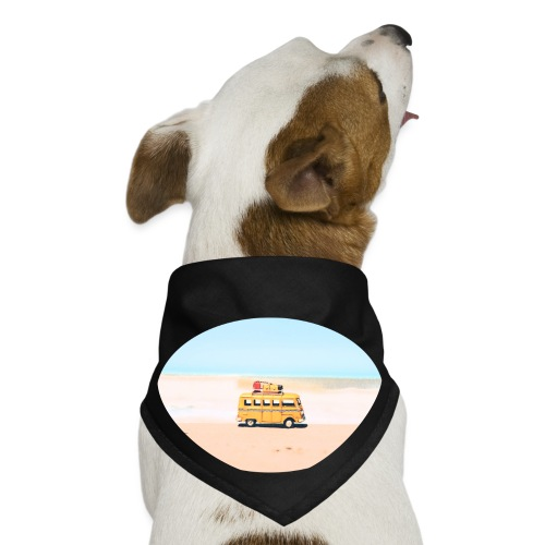 Noosa Car Beach - Dog Bandana