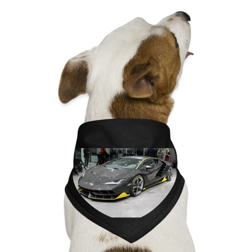 lambo shirt limeted - Dog Bandana
