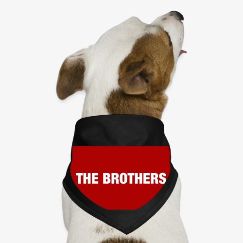 The Brothers - Dog Bandana