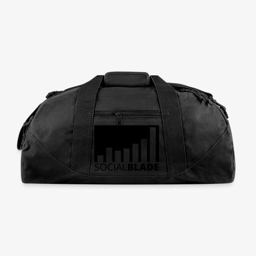 SB Blackout Logo - Duffel Bag