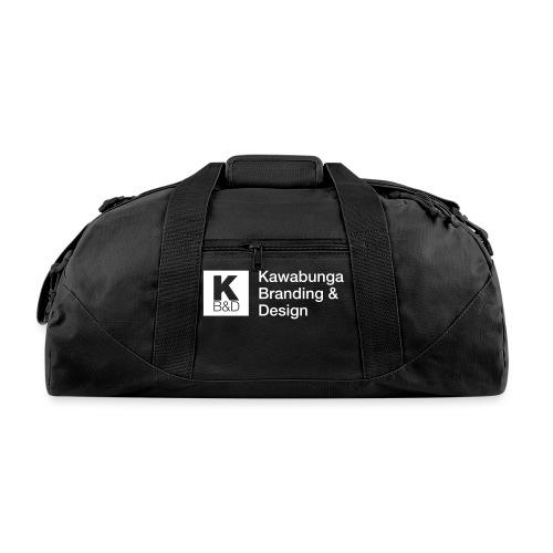 KBD Signature_blanc - Duffel Bag