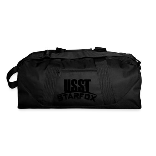 USST STARFOX Text - Duffel Bag