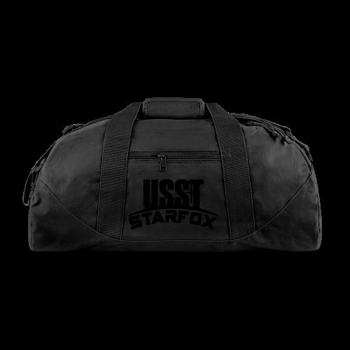 USST STARFOX Text - Duffel Bag