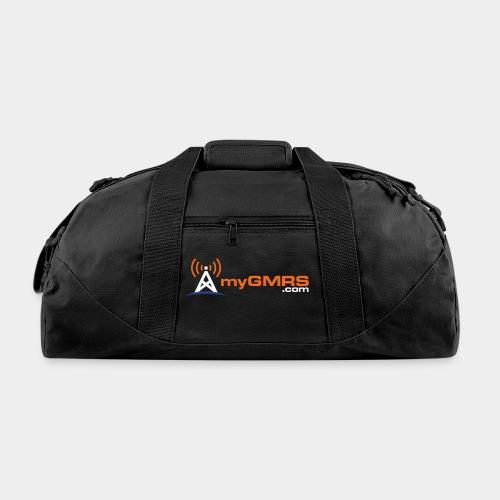 myGMRS.com Logo - Duffel Bag