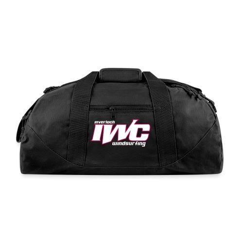 iwc text vector - Duffel Bag