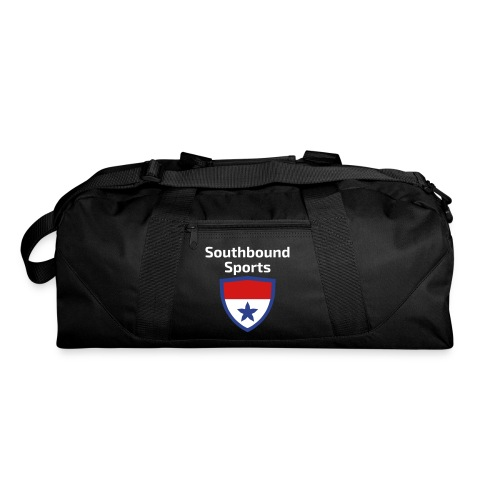 The Southbound Sports Shield Logo. - Duffel Bag