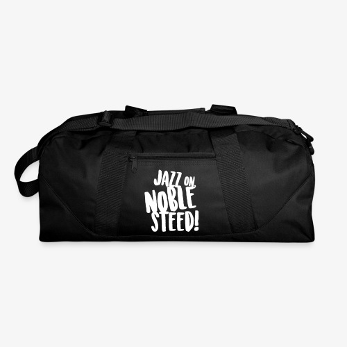 MSS Jazz on Noble Steed - Duffel Bag