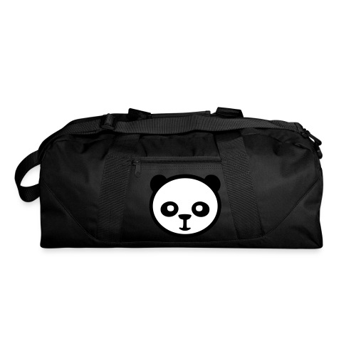 Panda bear, Big panda, Giant panda, Bamboo bear - Duffel Bag