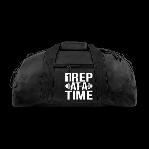 1Rep at a Time - Duffel Bag